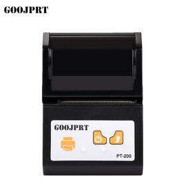 China 58mm Mini Thermal Receipt Printer , Portable Thermal Printer 90mm/s Speed factory
