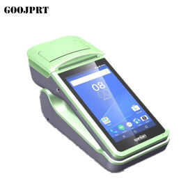 China Mobile Wireless Handheld POS Terminal With Built In 58mm Thermal Printer factory