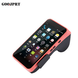 China High Speed Android Handheld POS Terminal Compact Design With Camera 3G WIFI factory