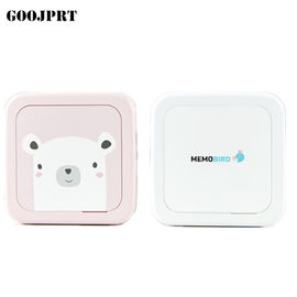 China Android Platform Wireless Photo Printer Bluetooth Host Function FCC Compliant factory