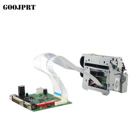 Premium Thermal Kiosk Printer Module Gas Station Reliable Printing Mechanism