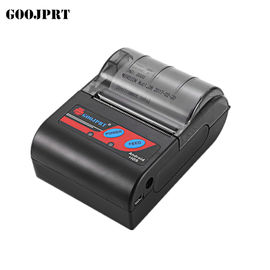 China Vehicle Data Recorder Portable Bluetooth Printer Roll Diameter 40mm Free SDK Supplied factory