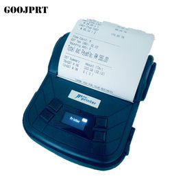 Parking Charge Bluetooth Receipt Printer , Wireless Mobile Printer With AC Adapter