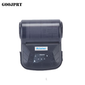 China 3 Inch 80mm Mini Bluetooth Printer IOS / Android 90*120*50mm Dimension factory