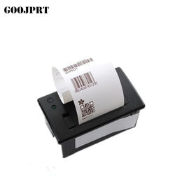 China Embedded Mini Thermal Panel Printer Min Roll Core Diameter 13mm Small Size factory